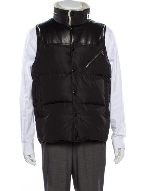 Moncler Vest Black