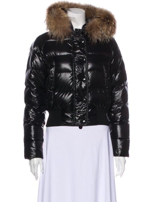 Moncler Aplin Down Jacket Black
