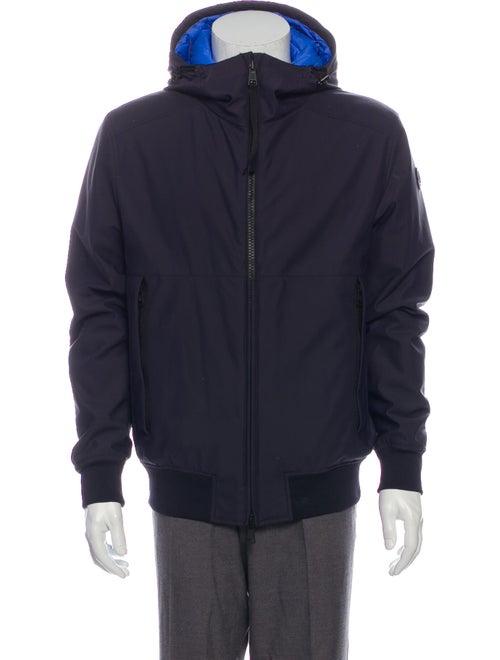 Moncler Derval Jacket Blue