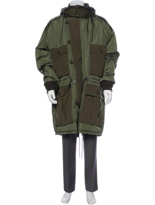 Moncler Utility Jacket Blue