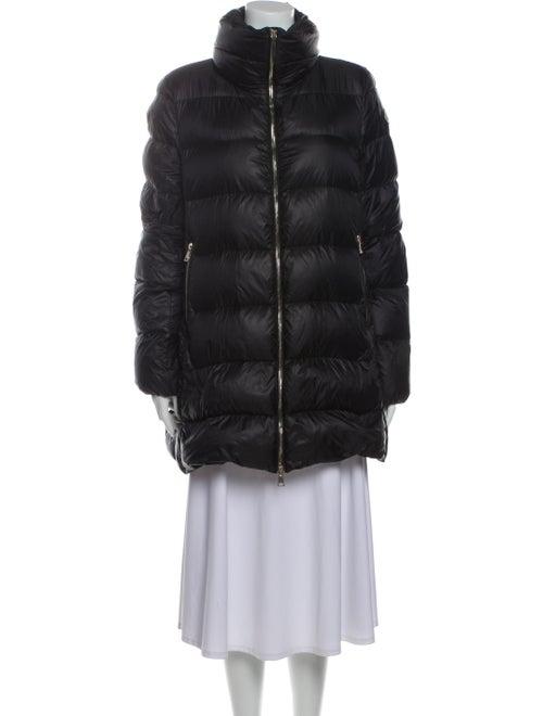 Moncler Vintage 2015 Down Coat Black