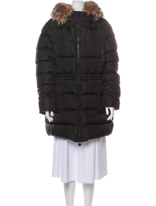 Moncler Down Coat Black