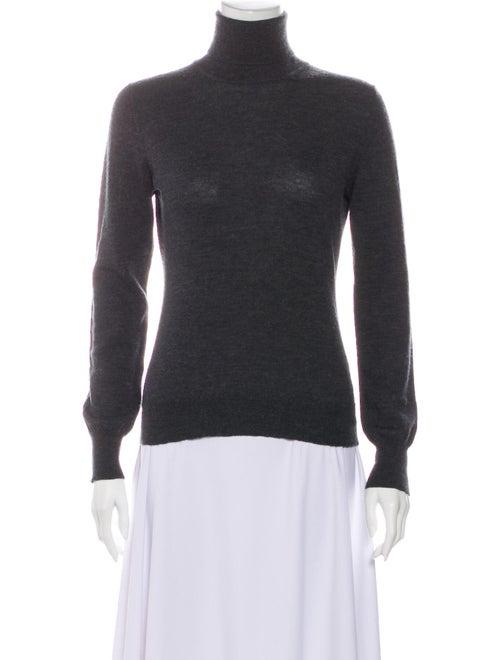 Moncler Turtleneck Sweater Grey