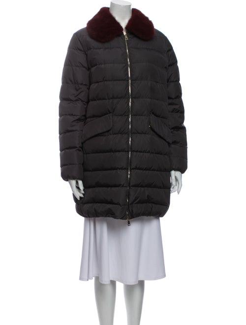 Moncler Down Down Jacket Grey