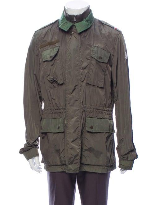 Moncler Jacket Green