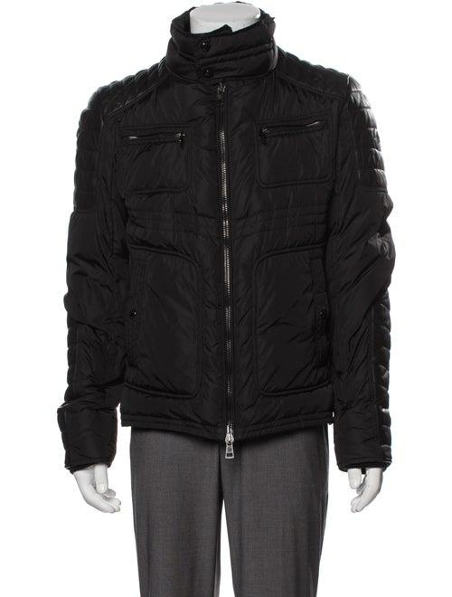 Moncler 2013 Dimitri Puffer Coat Black