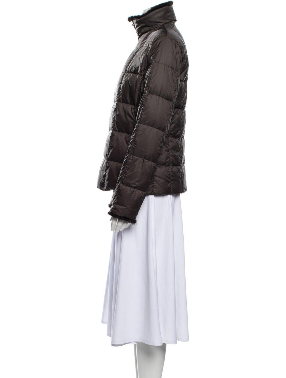 Moncler Vintage 1990's Jacket Black - image 2