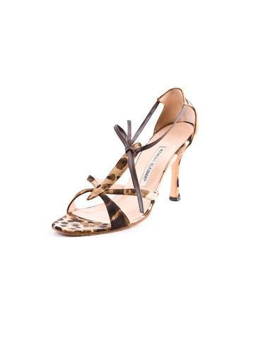 Manaolo Blanhnik Sandals