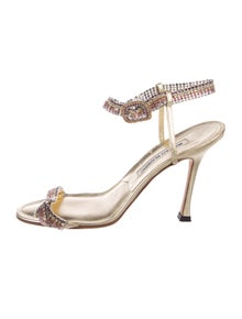 0a08092bbb194 shoes embellished crystal | The RealReal