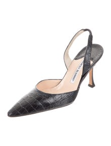 a9080aa7d75 Manolo Blahnik Shoes | The RealReal