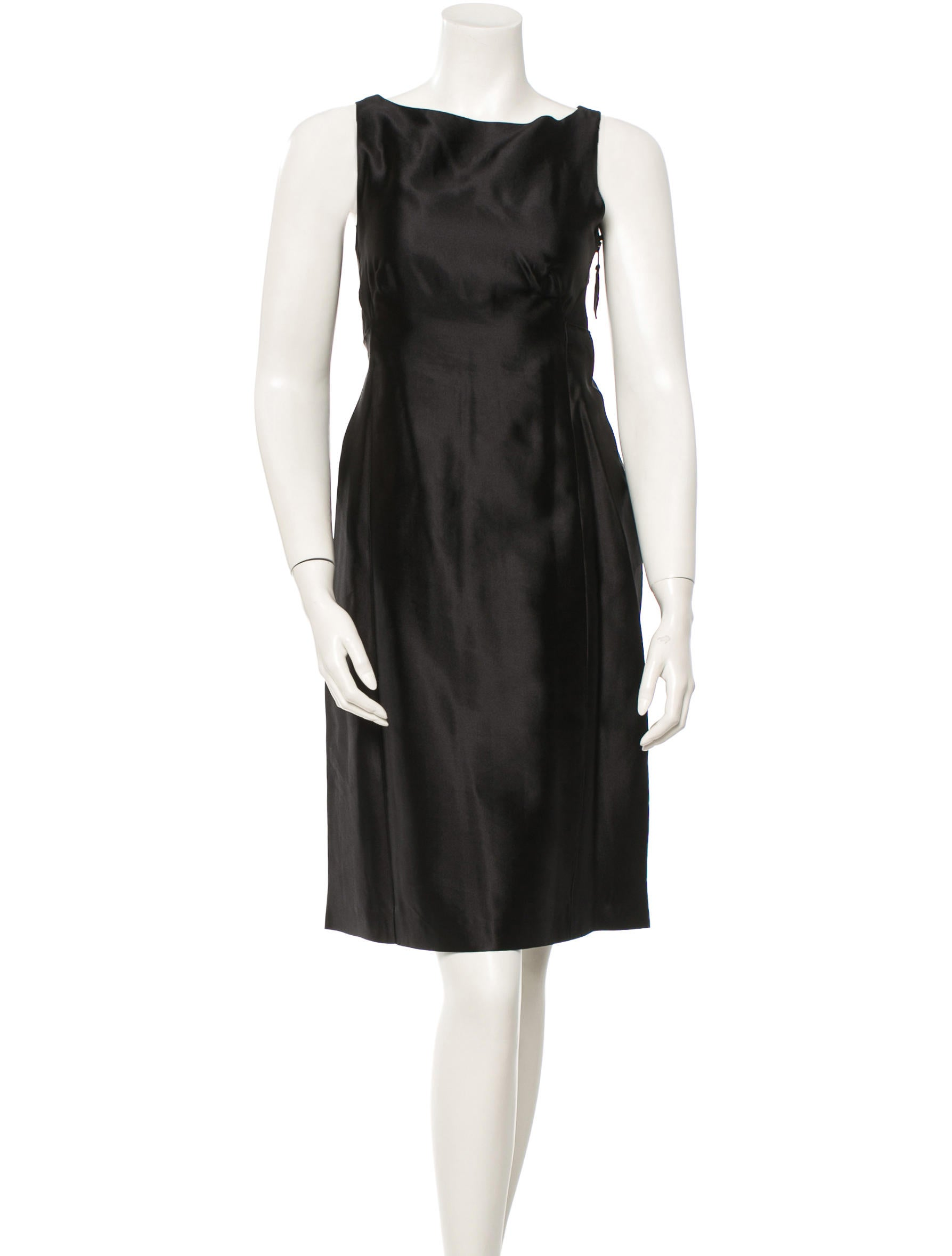 moschino dress clothing mos21644 the realreal