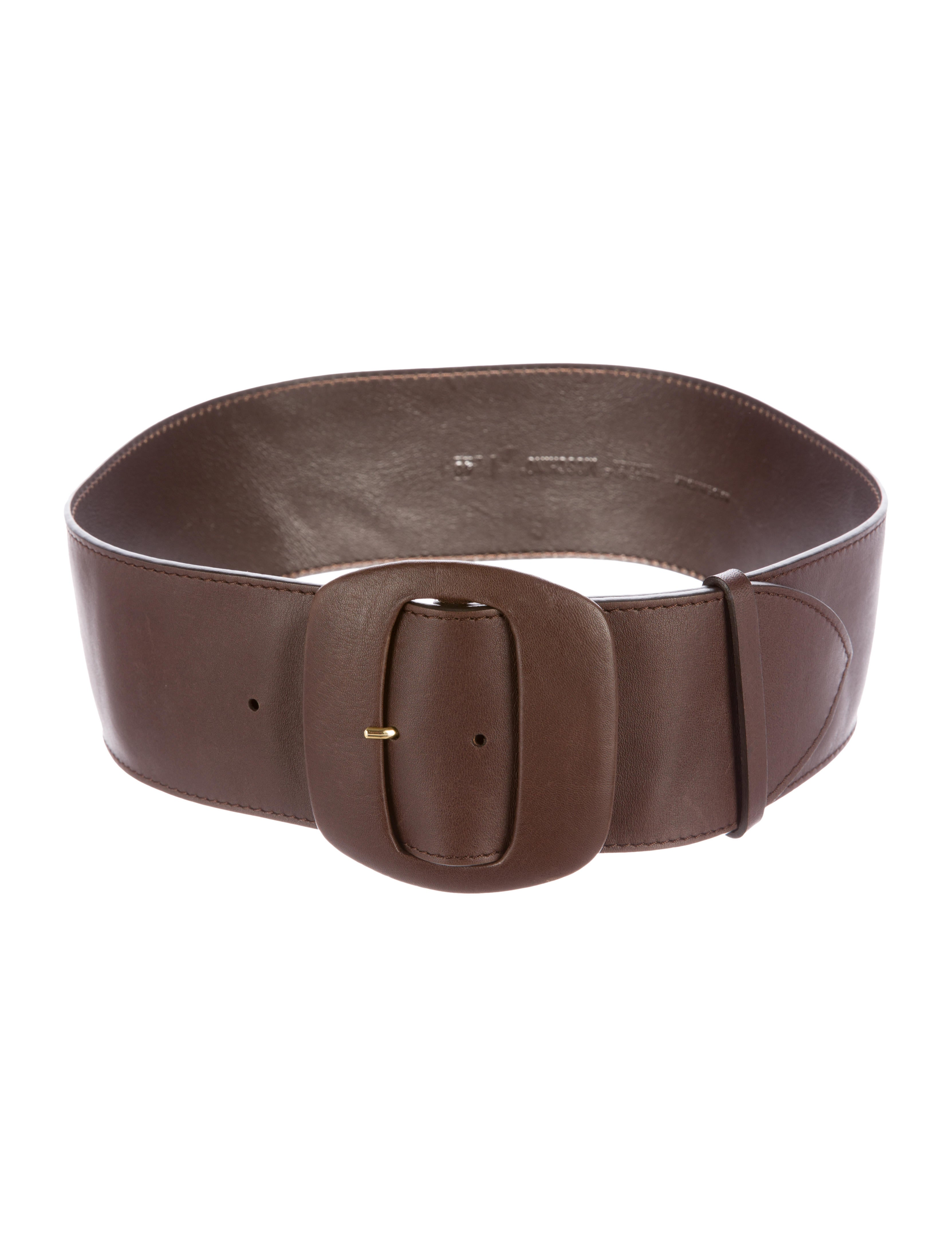 moschino leather waist belt accessories mos25431 the