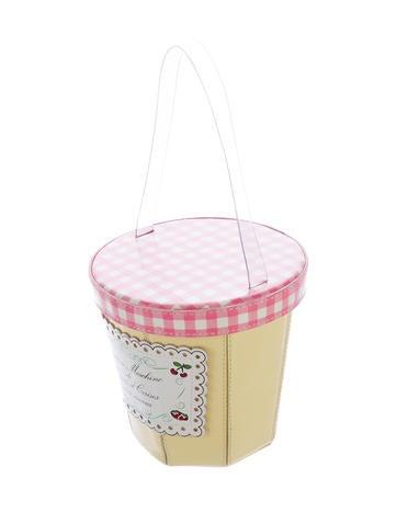 Strawberry Jam Bucket Bag