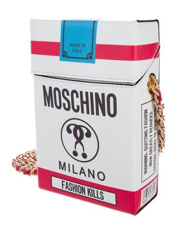 Fashion Kills Cigarette Bag w/ Tags