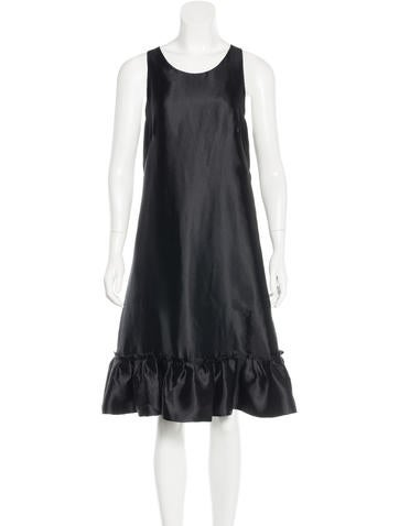 Moschino Sleeveless Midi Dress