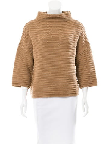 Moschino Oversize Wool Sweater None
