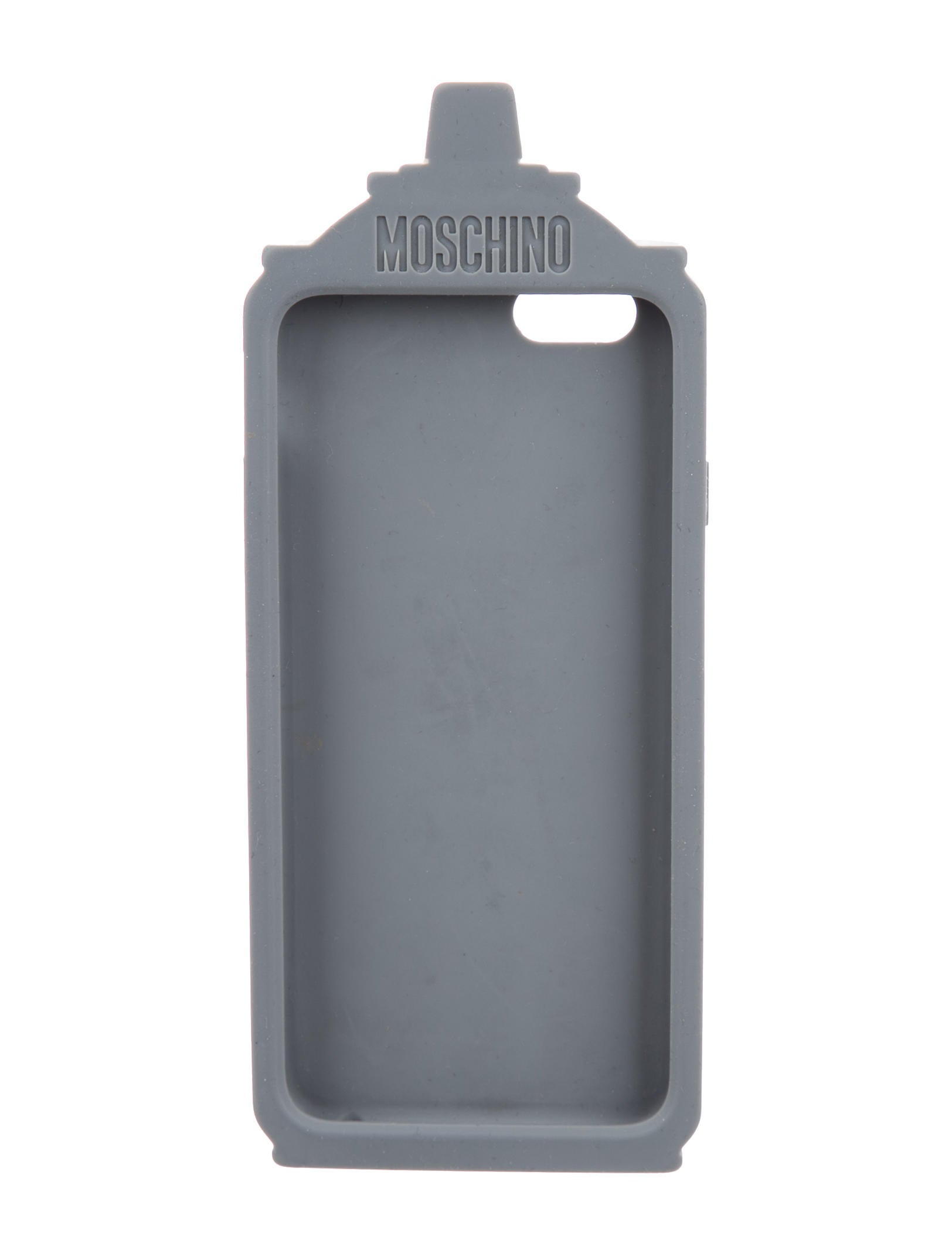 Moschino spray paint iphone 6 case accessories for Spray paint iphone case