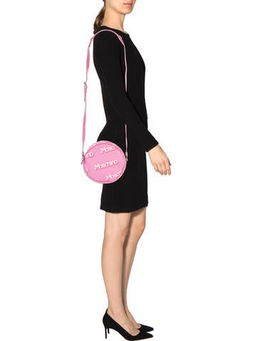 2015 Barbie Logo Crossbody Bag
