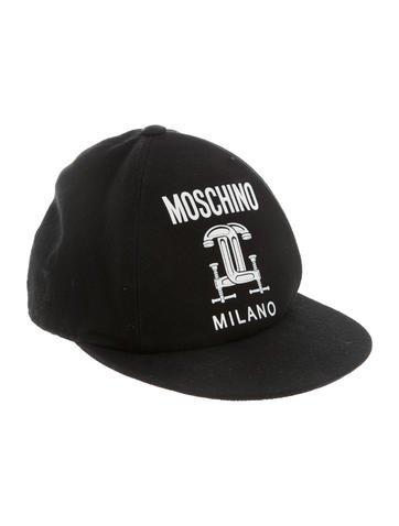 Moschino Logo Baseball Cap None