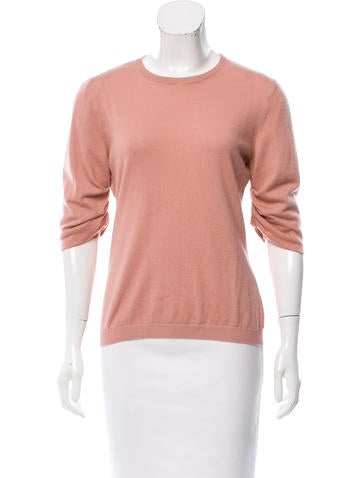 Moschino Wool & Cashmere-Blend Sweater None
