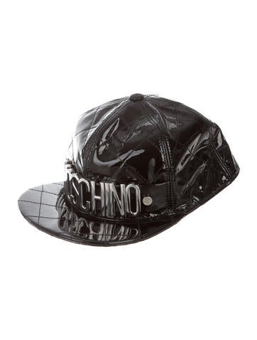 95adabec59d5b Moschino Quilted Logo Baseball Cap - Accessories - MOS35081