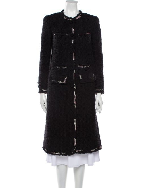 Moschino Wool Coat Wool