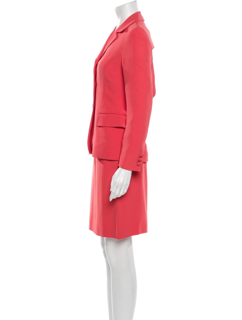 Moschino Skirt Suit Pink - image 2