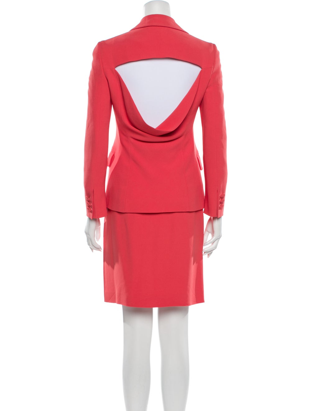 Moschino Skirt Suit Pink - image 3