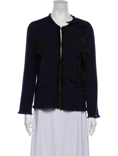 Moschino Virgin Wool Evening Jacket Wool