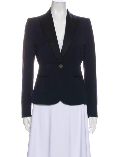 Moschino Wool Blazer Wool