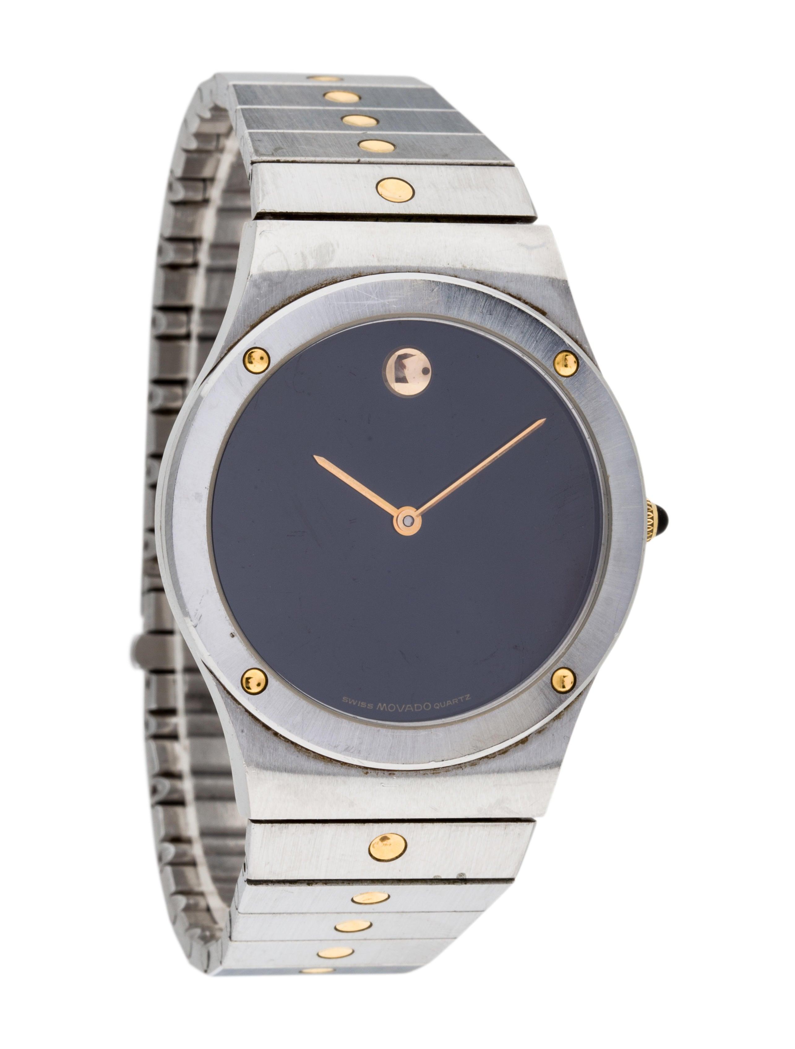 Movado Museum Classic Watch Bracelet Mov20299 The