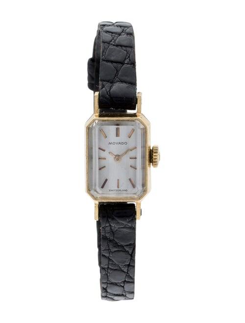Movado Classic Watch yellow