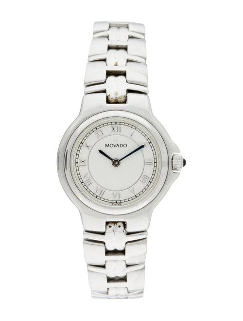 Movado Classic Watch White