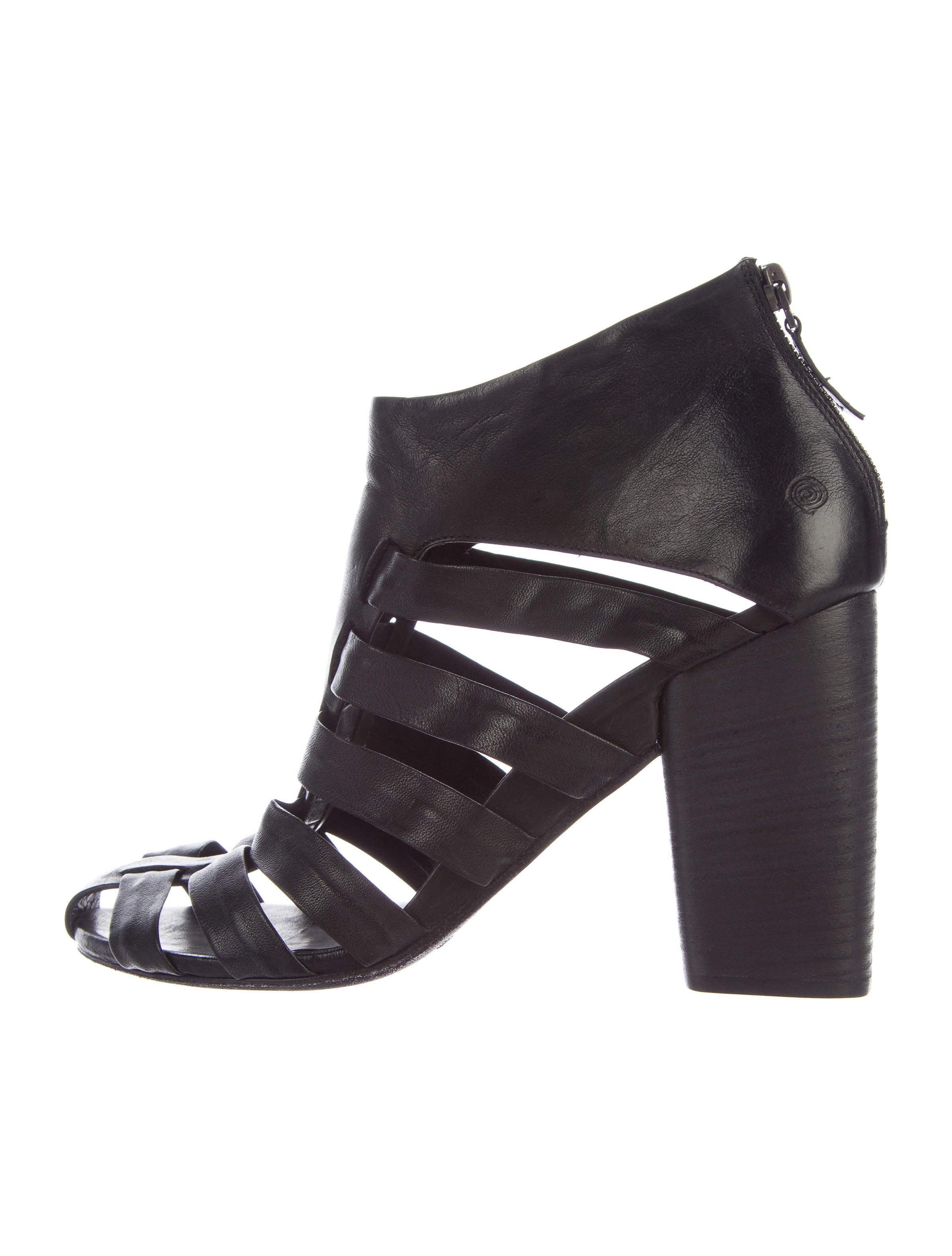 clearance outlet store Marsèll Leather Cage Sandals sast cheap online cheap sale with mastercard buy cheap enjoy eH0HOB