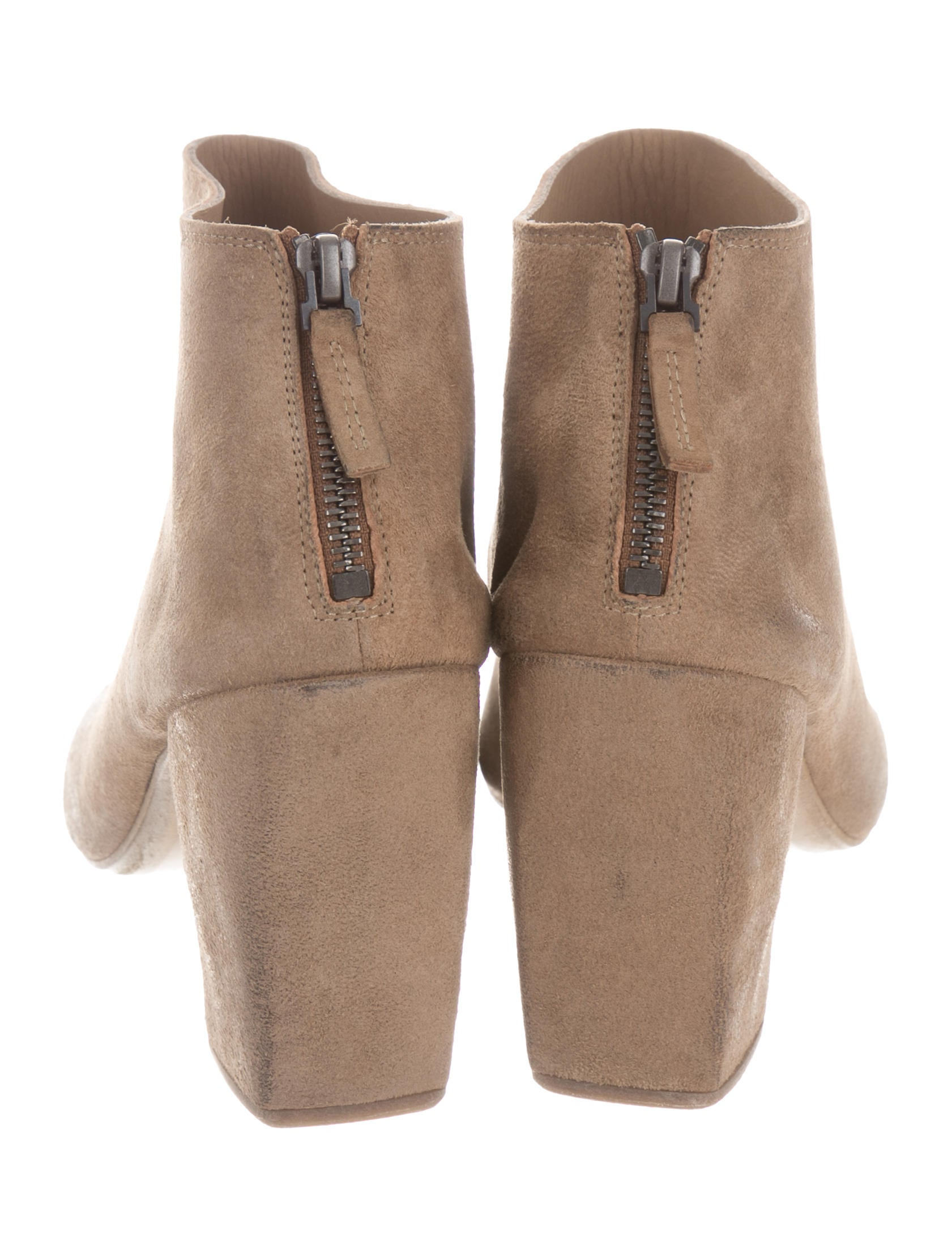 outlet best sale Marsèll Mostro Peep-Toe Booties w/ Tags buy cheap with mastercard free shipping order footlocker for sale amazing price UJlM6jrYF6