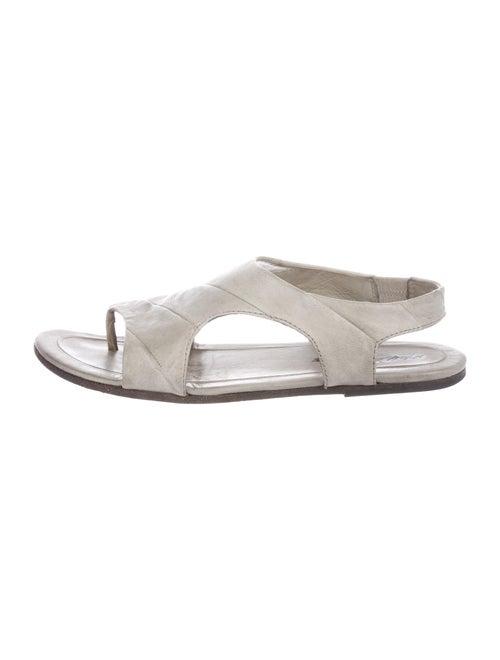 Marsèll Suede Sandals Grey