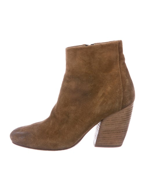 Marsèll Suede Boots