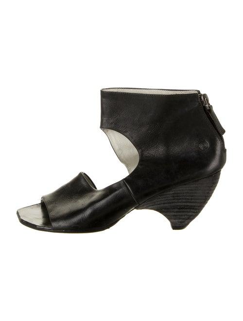 Marsèll Leather Sandals Black