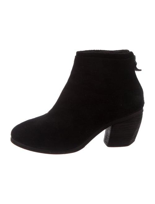 Marsèll Suede Boots Black