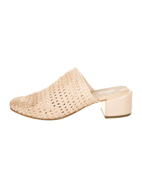 Marsèll Leather Mules