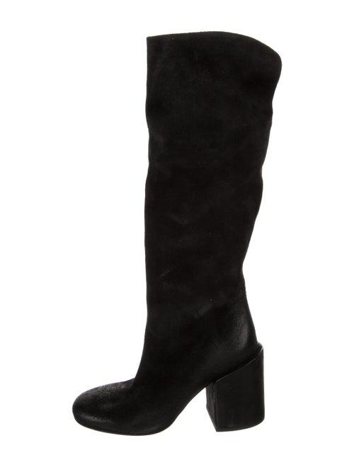 Marsèll Leather Boots Black