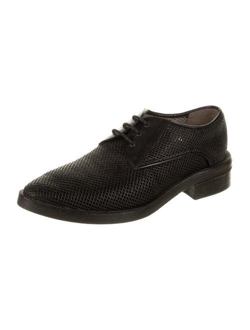 Marsèll Leather Oxfords Black