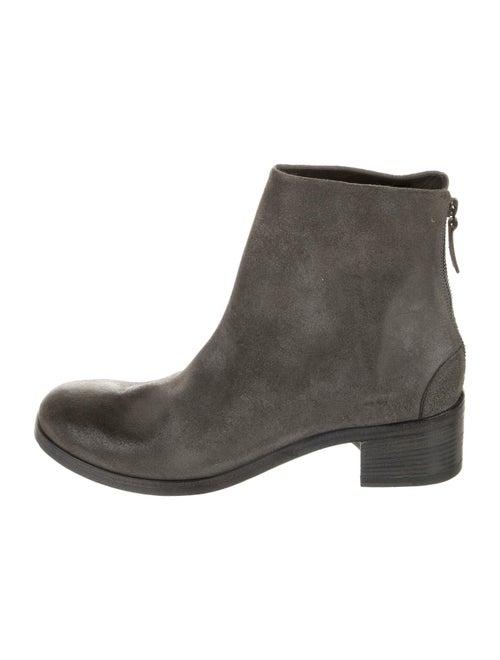 Marsèll Suede Boots Grey