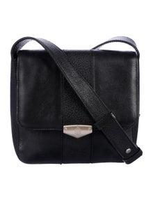 acc4f019e39c Mark Cross. Leather Crossbody Bag