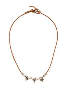 Me /& Ro Leather Cord Necklace