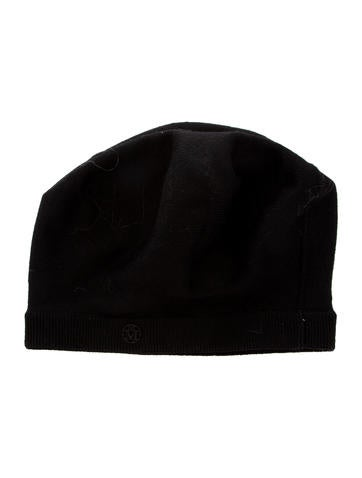 Maison Michel Rib Knit-Trimmed Beanie None