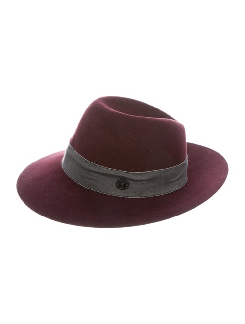 Maison Michel Fedora Hat w/ Tags