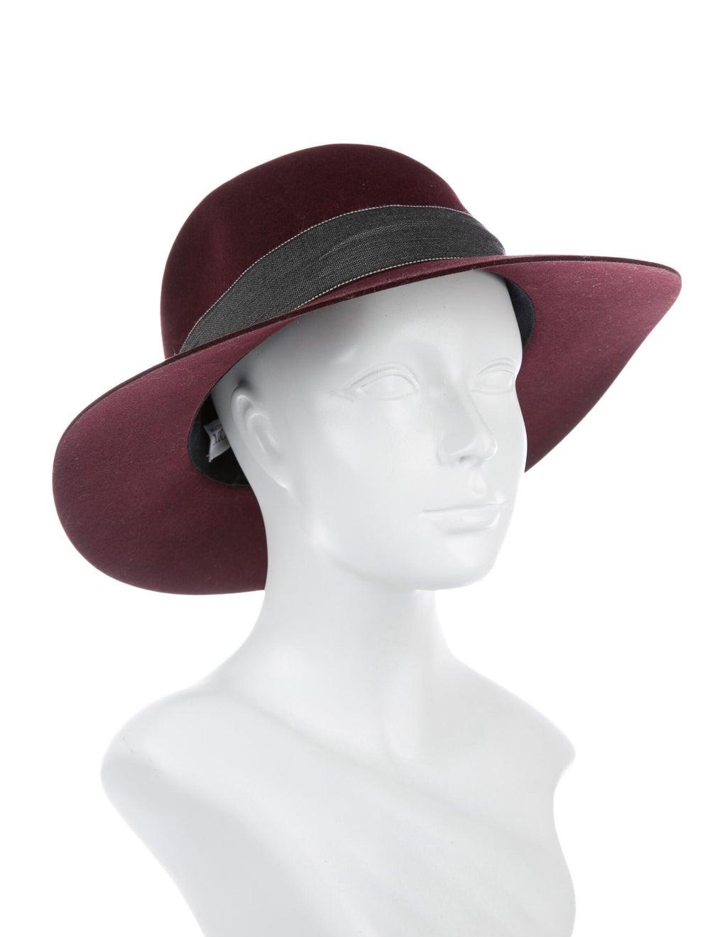 Maison Michel Fedora Hat w/ Tags - image 3