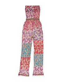 Strapless Flared Jumpsuit image 2