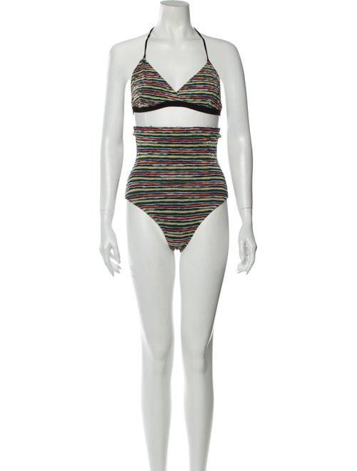 Missoni Mare Striped Bikini